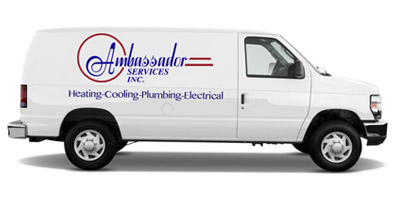 Ambassador Services Van - Call for a quote!